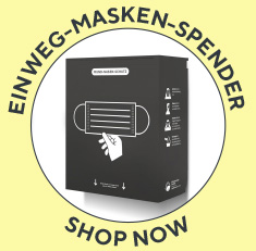 Einweg-Masken-Spender - Shop Now!